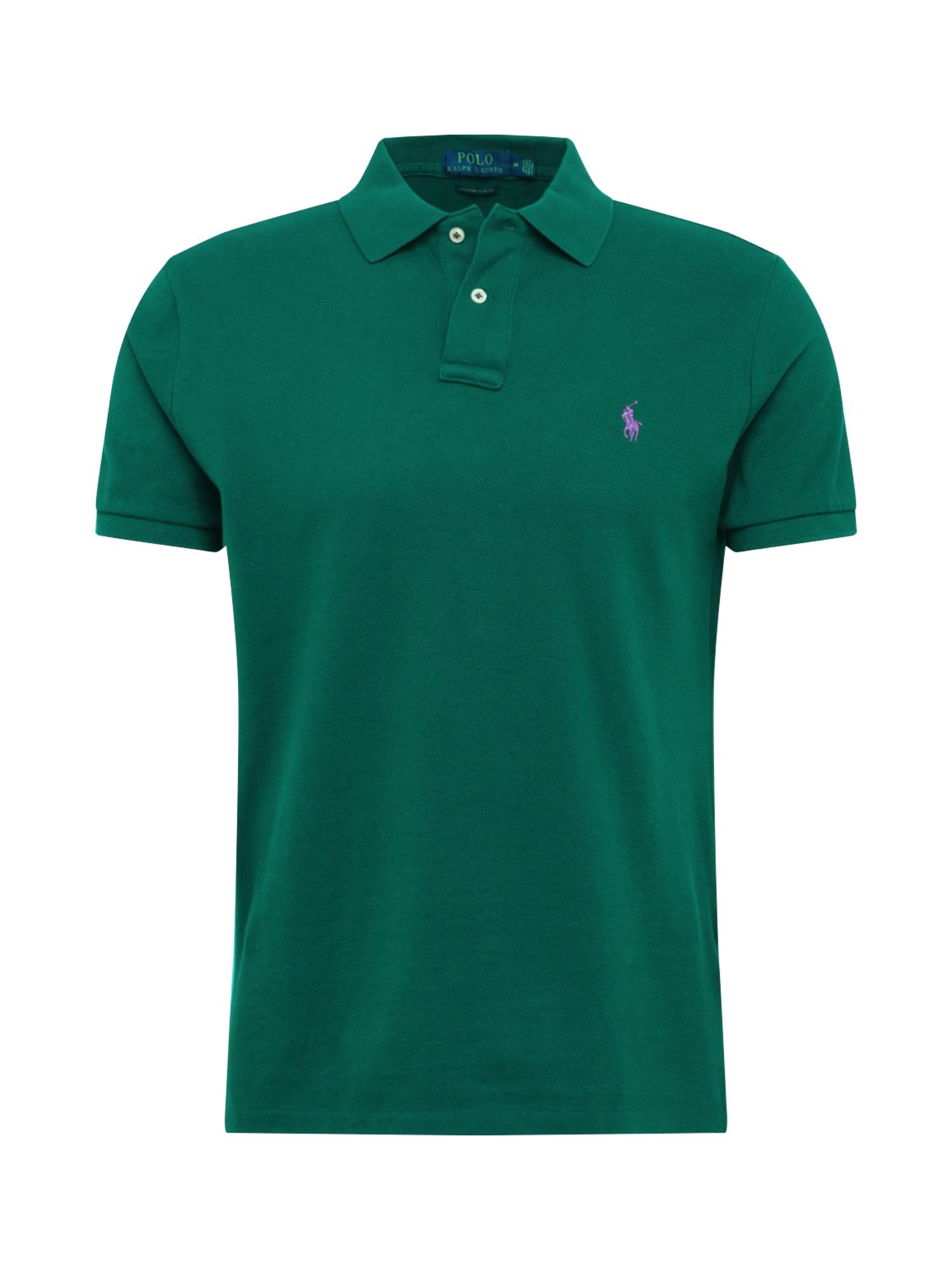 POLO RALPH LAUREN Marškinėliai žalia