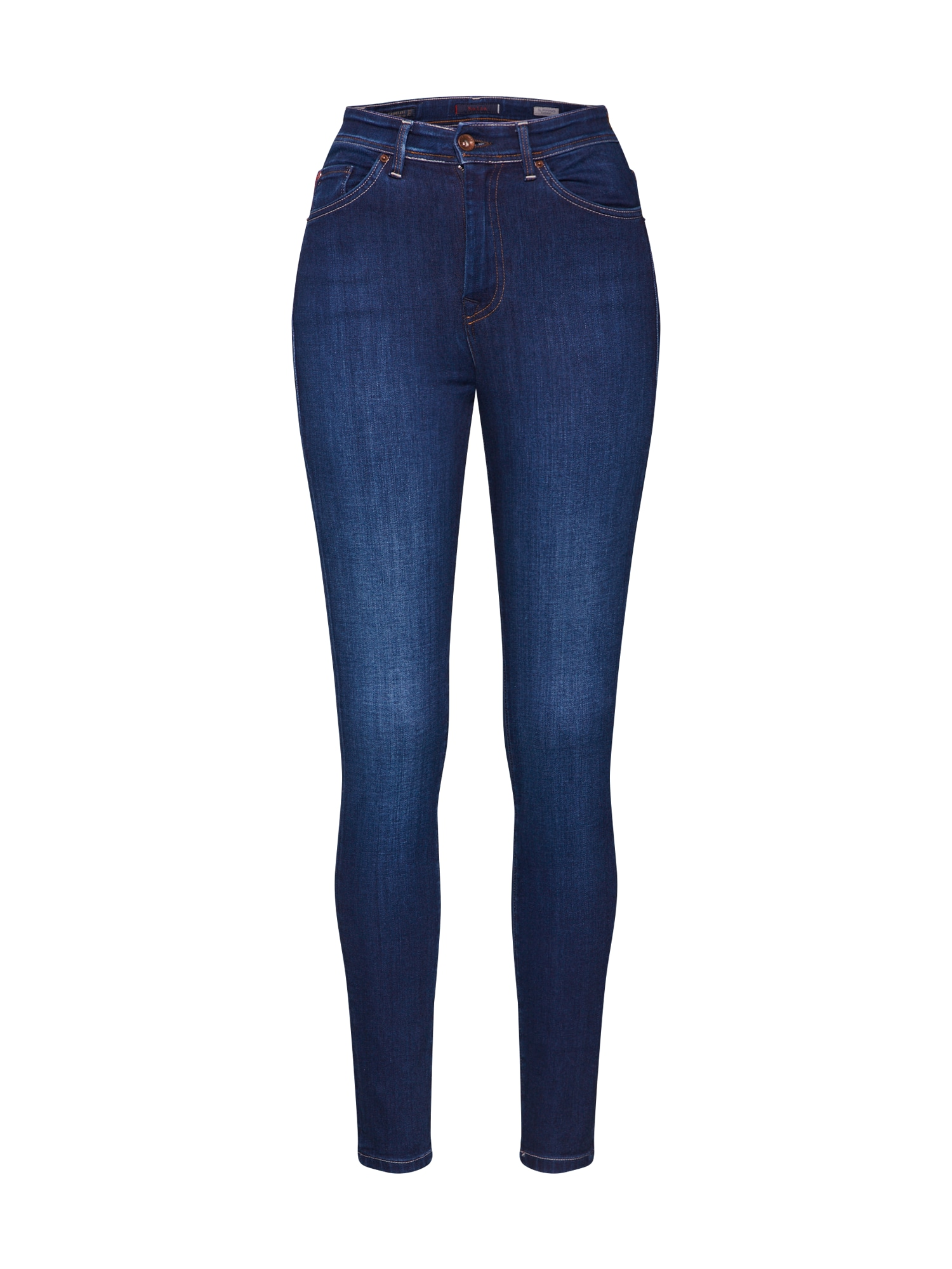 Salsa Džinsai tamsiai (džinso) mėlyna