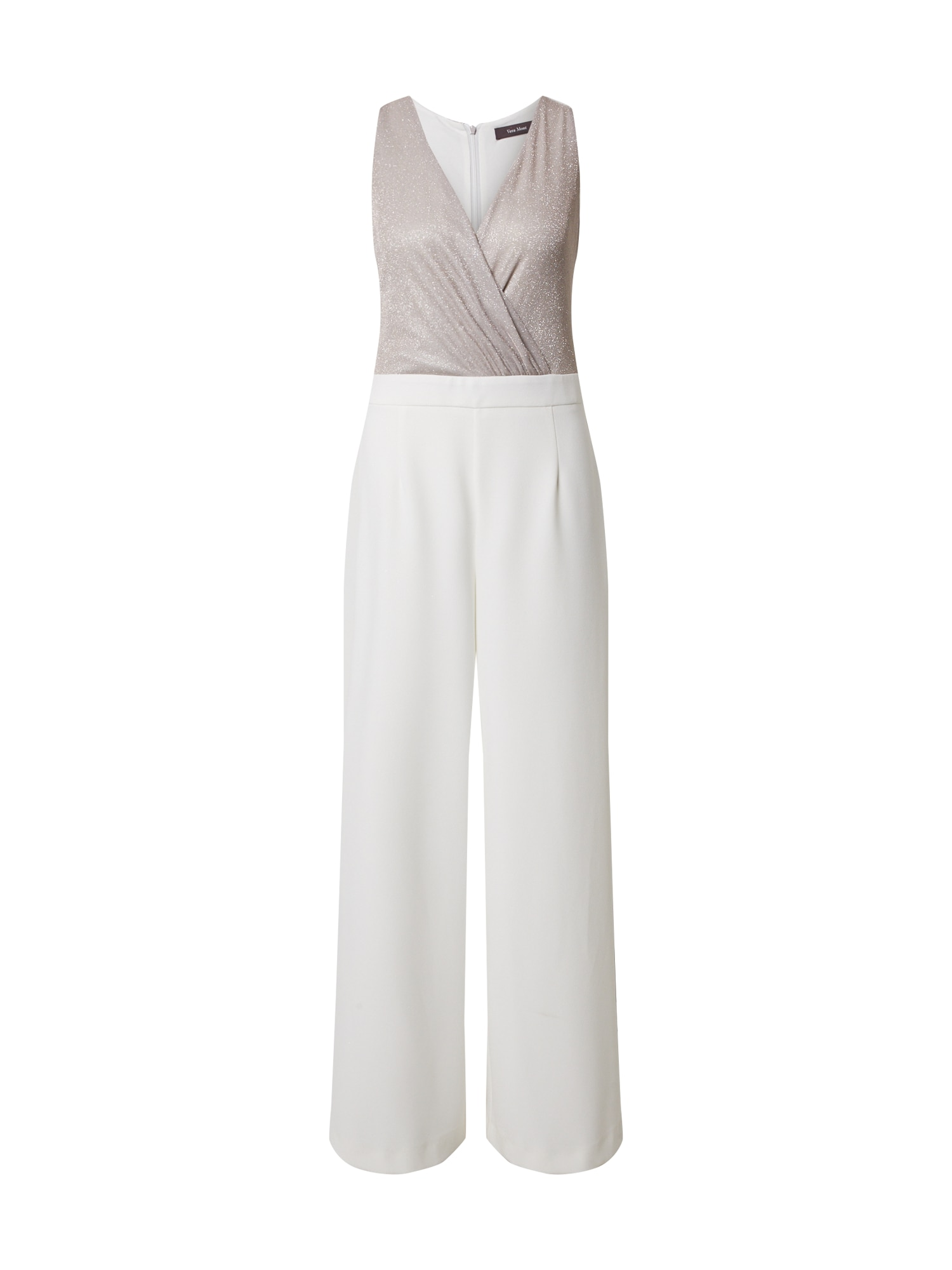 Vera Mont Vienos dalies kostiumas balta / kremo