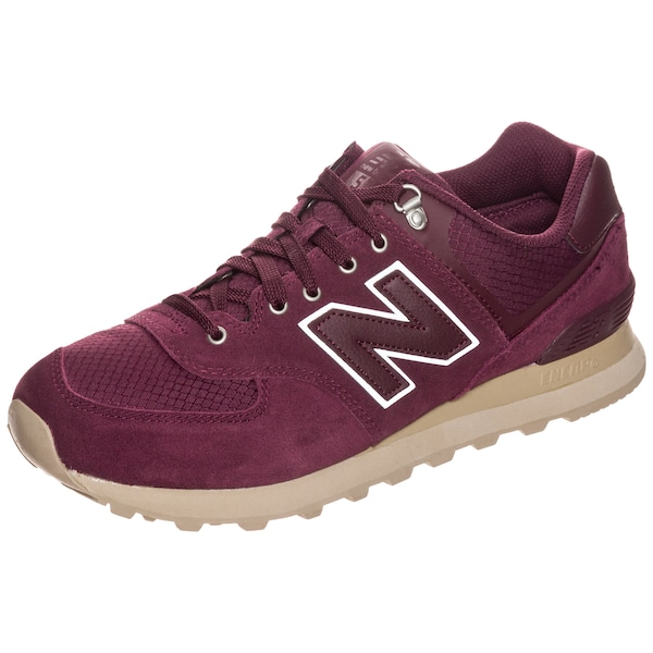 Sneakers für Frauen - New Balance Sneaker 'ML574 PKS D' himbeer  - Onlineshop ABOUT YOU