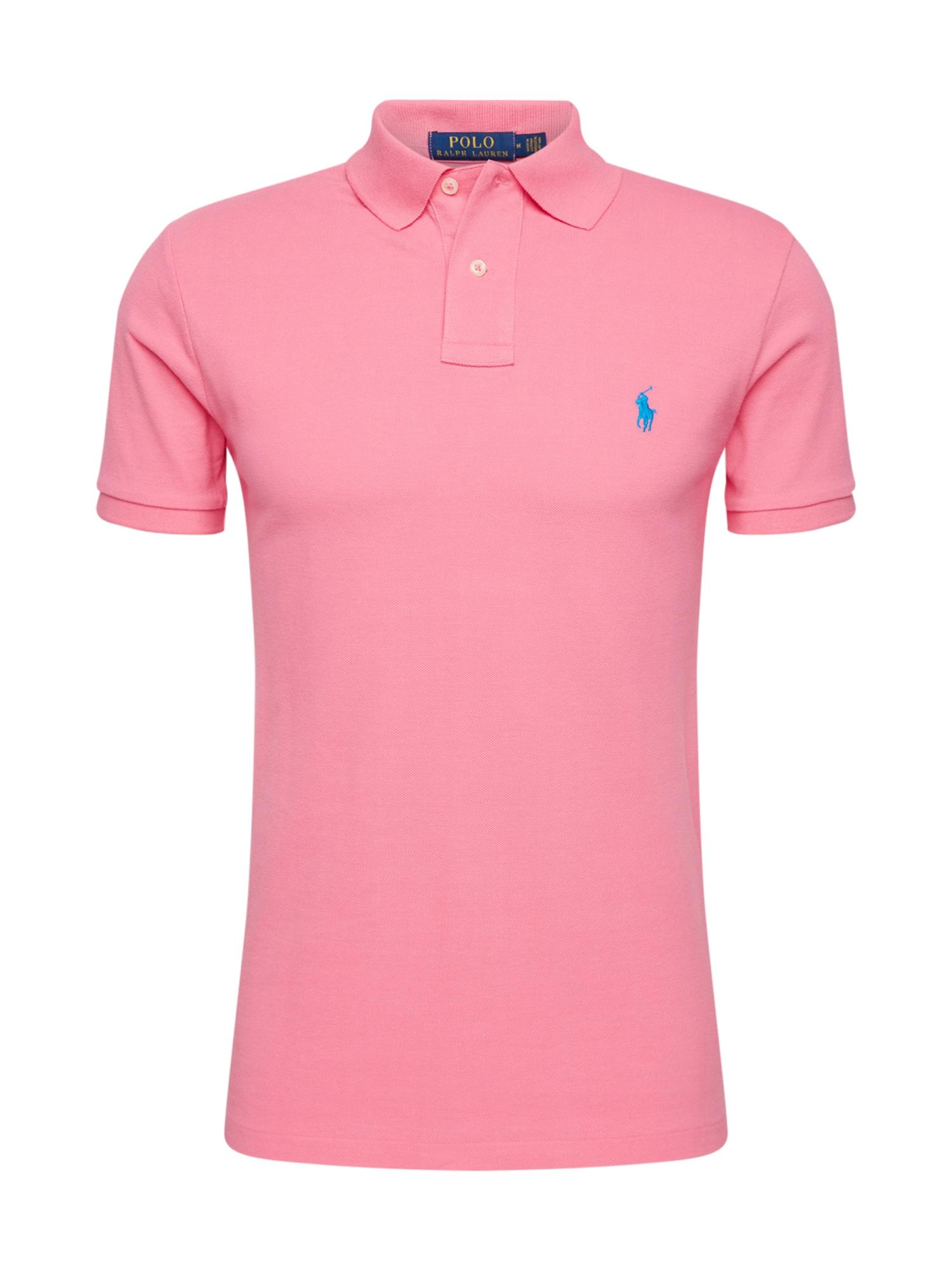 POLO RALPH LAUREN Marškinėliai rožinė