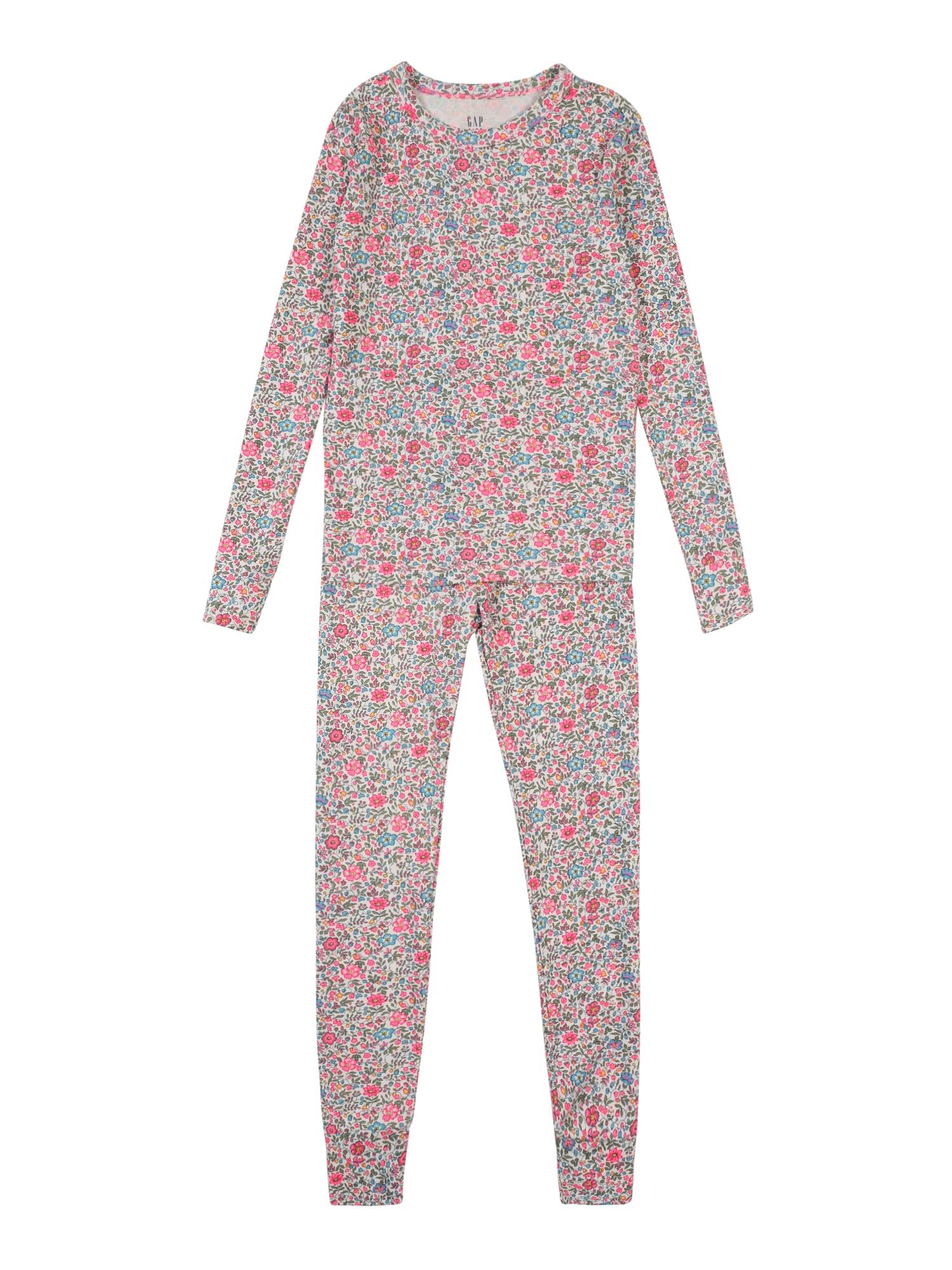 GAP Miego kostiumas 'G DITSY FLRL LJ' rožinė