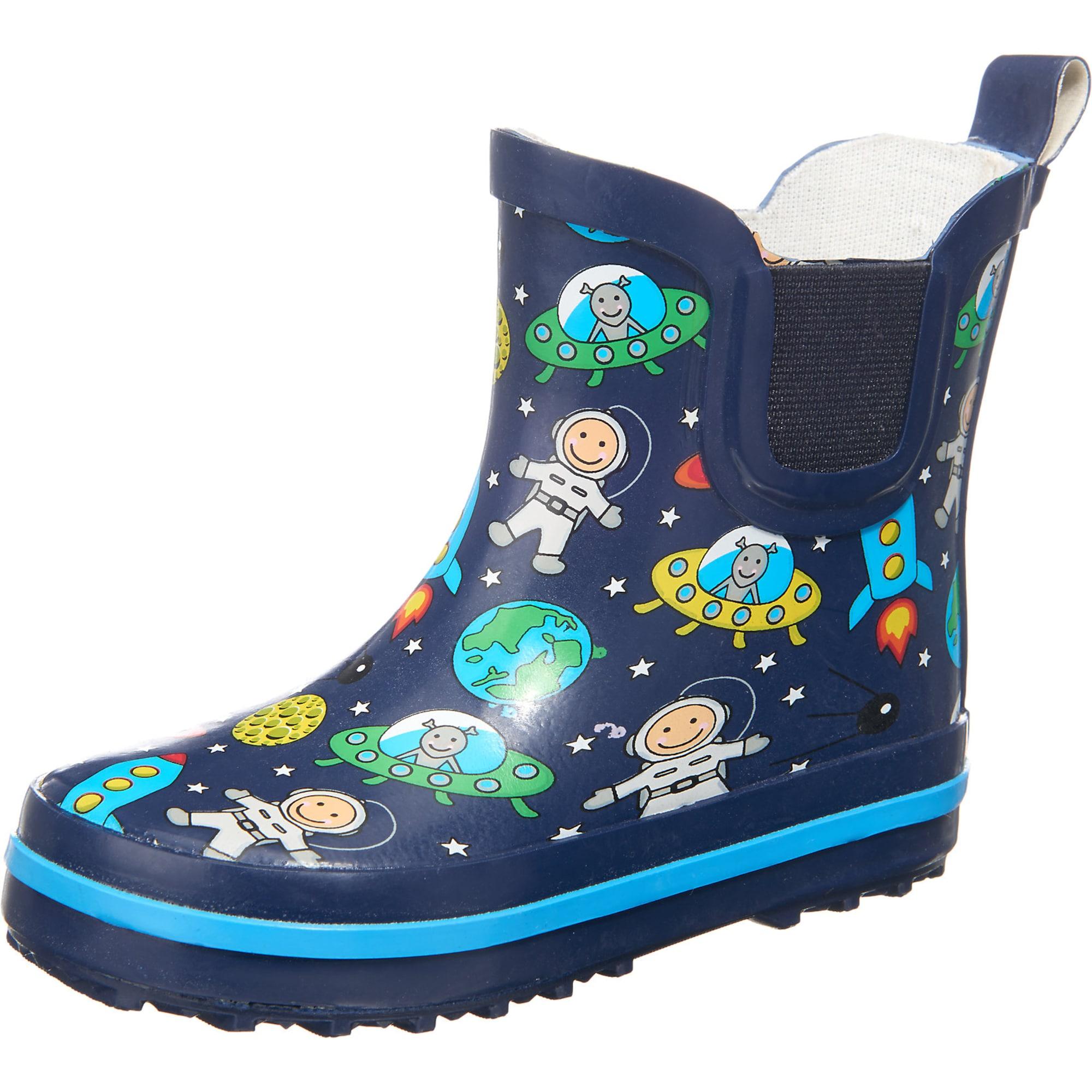 BECK Guminiai batai nakties mėlyna / mišrios spalvos