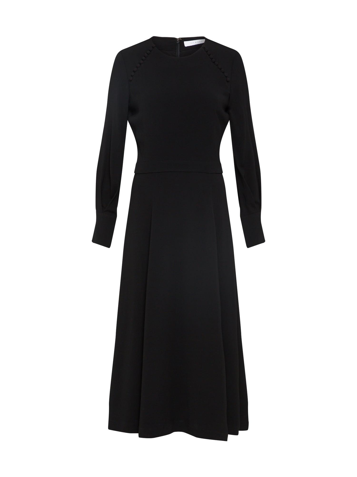 Společenské šaty černá IVY & OAK