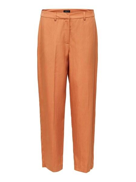 Hosen - Hose › Selected Femme › orange  - Onlineshop ABOUT YOU