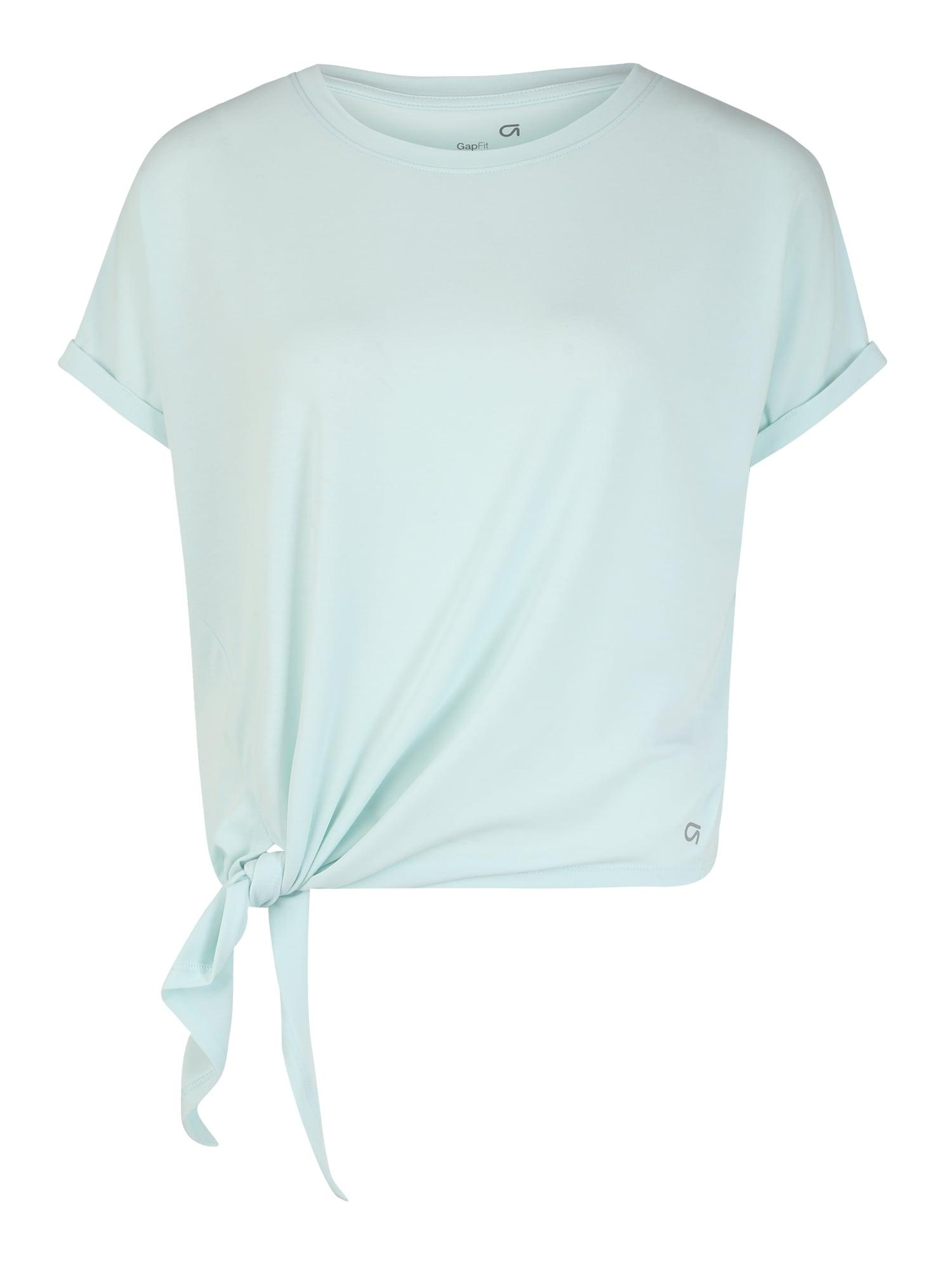 GAP Sportiniai marškinėliai 'BR SS DOLMAN SIDE TEE' mėlyna