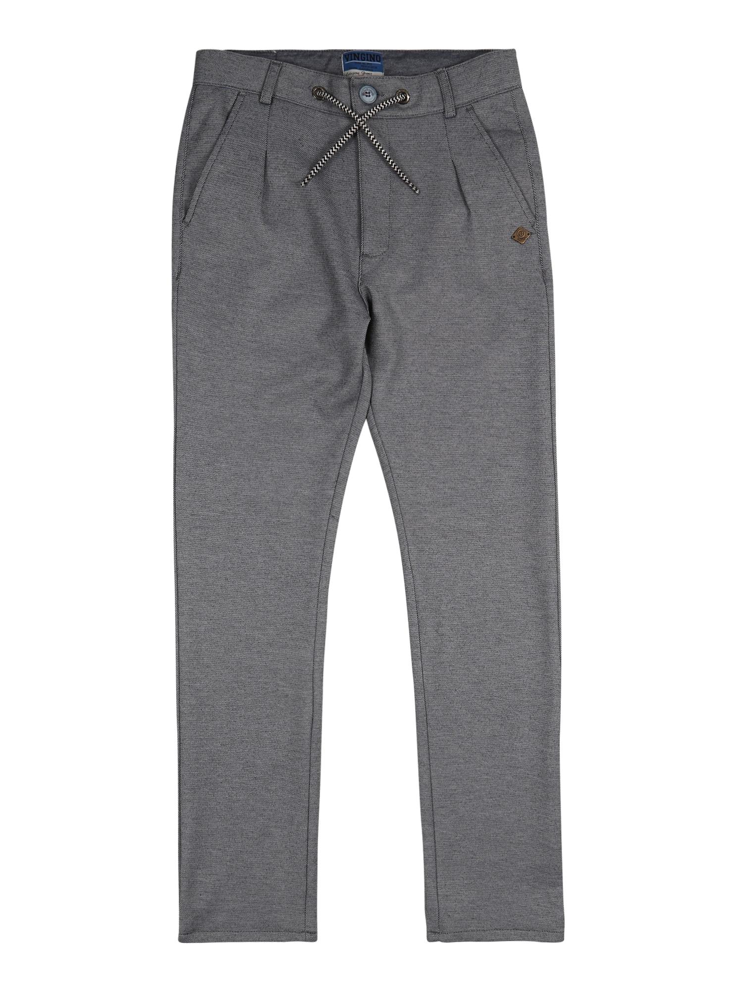 VINGINO Kelnės 'Saibo' margai pilka