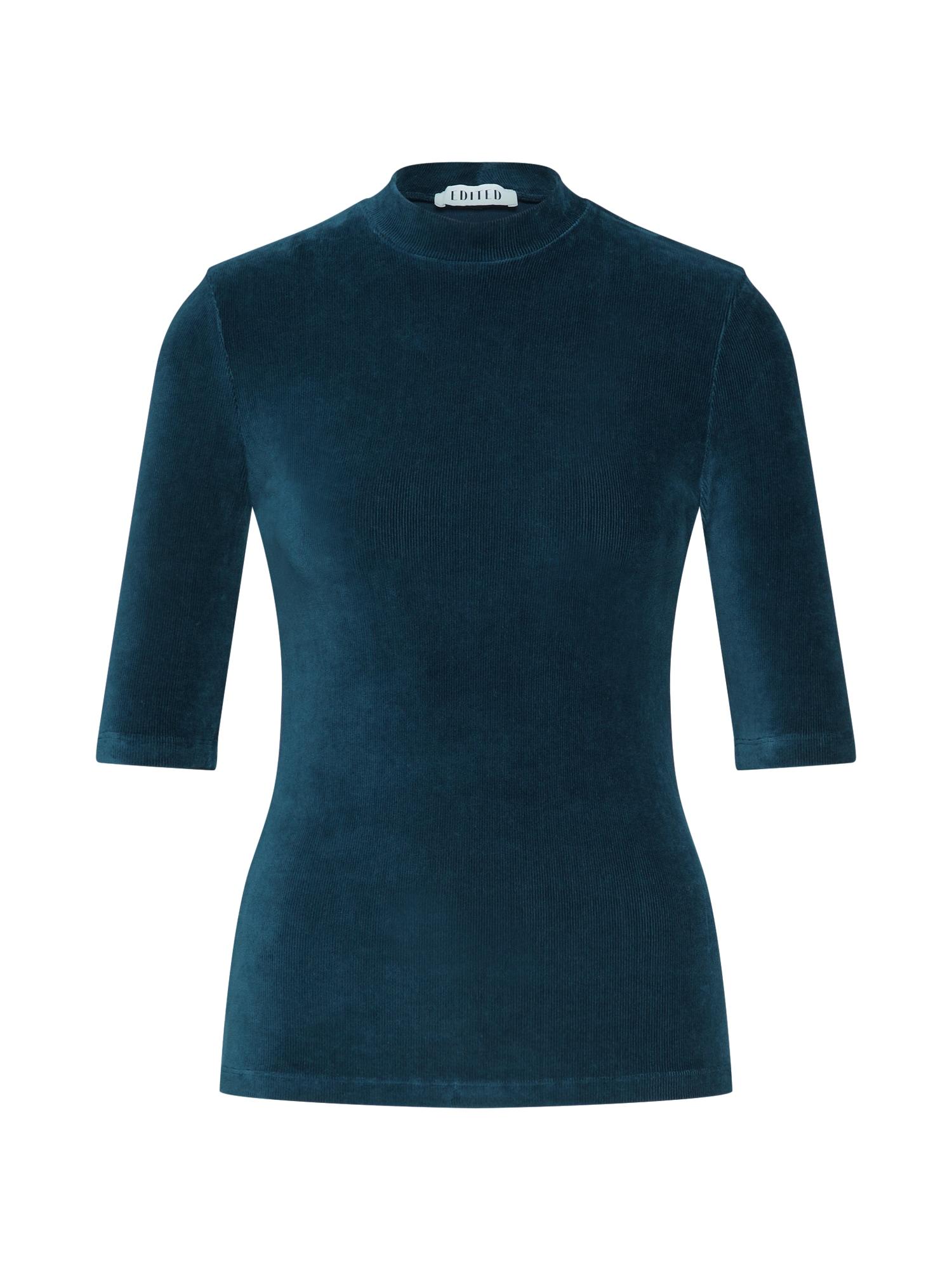 EDITED Marškinėliai 'Manjola' nakties mėlyna