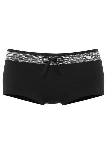 Bademode für Frauen - VENICE BEACH Bikinihose schwarz  - Onlineshop ABOUT YOU