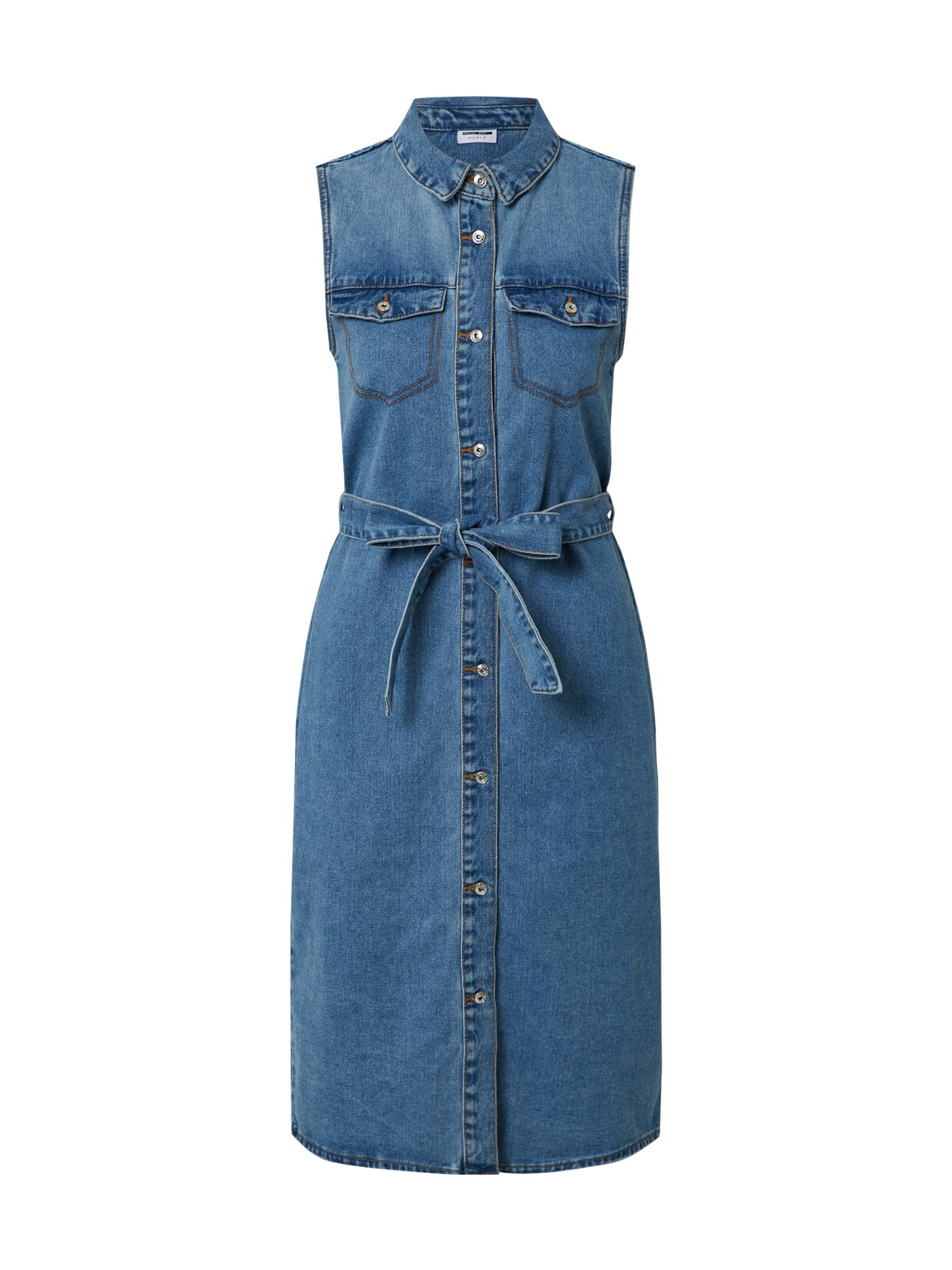 Noisy may Palaidinės tipo suknelė 'MINA' tamsiai (džinso) mėlyna