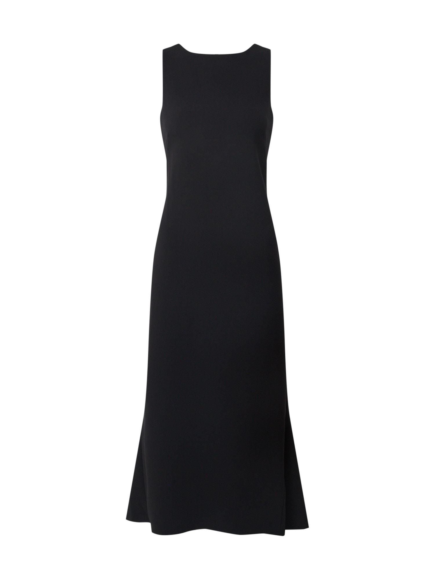 Closet London Vakarinė suknelė juoda