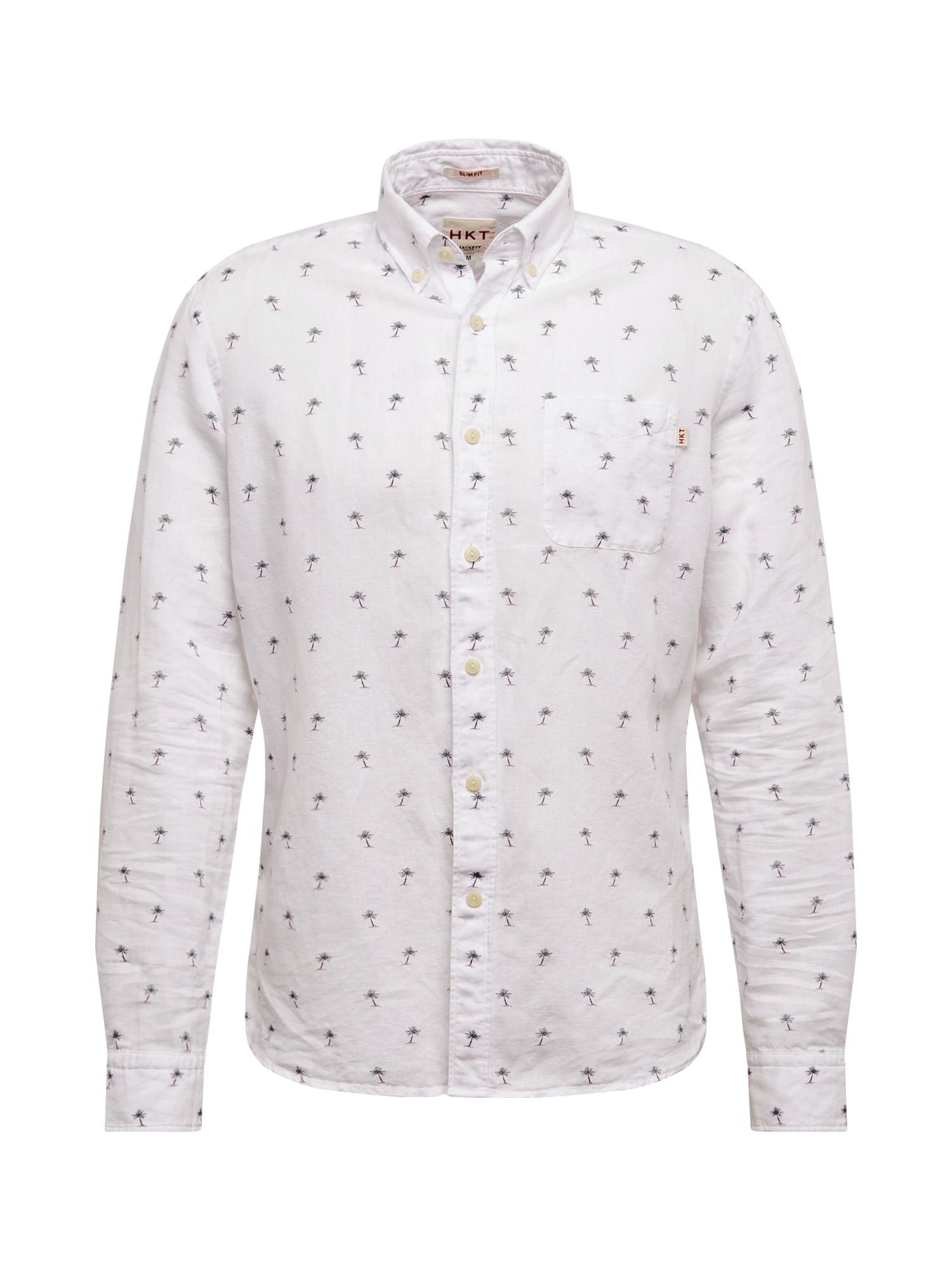 HKT by HACKETT Marškiniai balta
