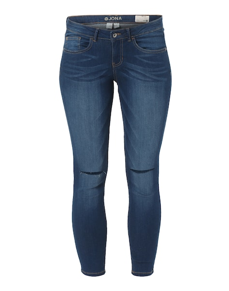 Hosen für Frauen - TOM TAILOR DENIM Jeans Extra Skinny 'Jona' blau  - Onlineshop ABOUT YOU