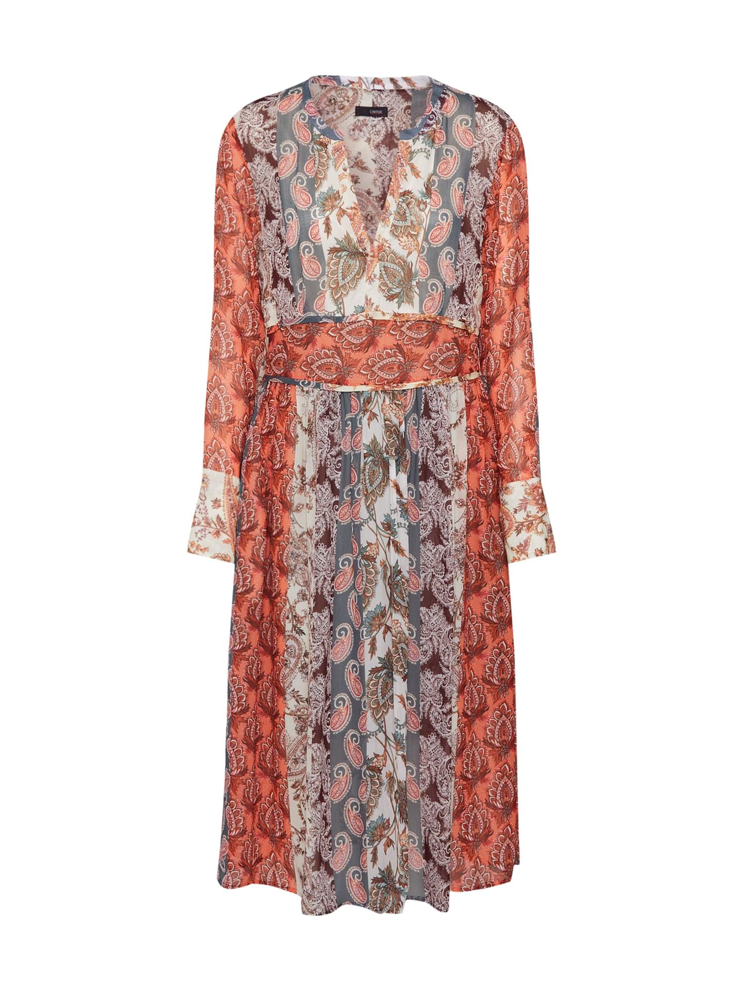 CINQUE Palaidinės tipo suknelė 'ESSIE' mišrios spalvos