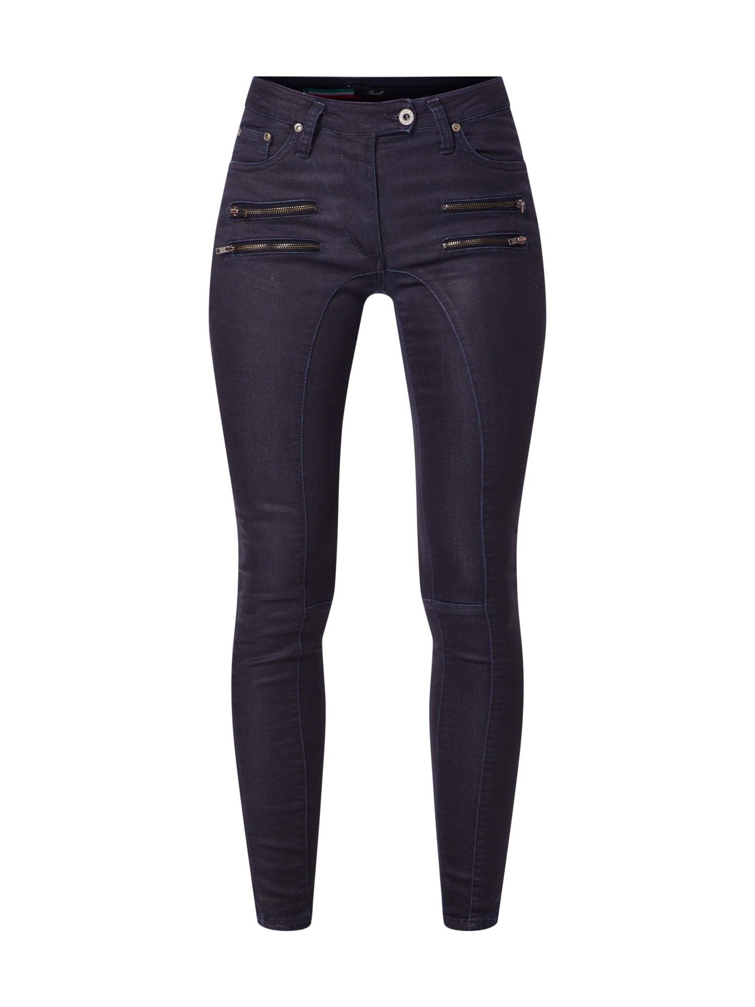 Džíny trousers noční modrá PLEASE