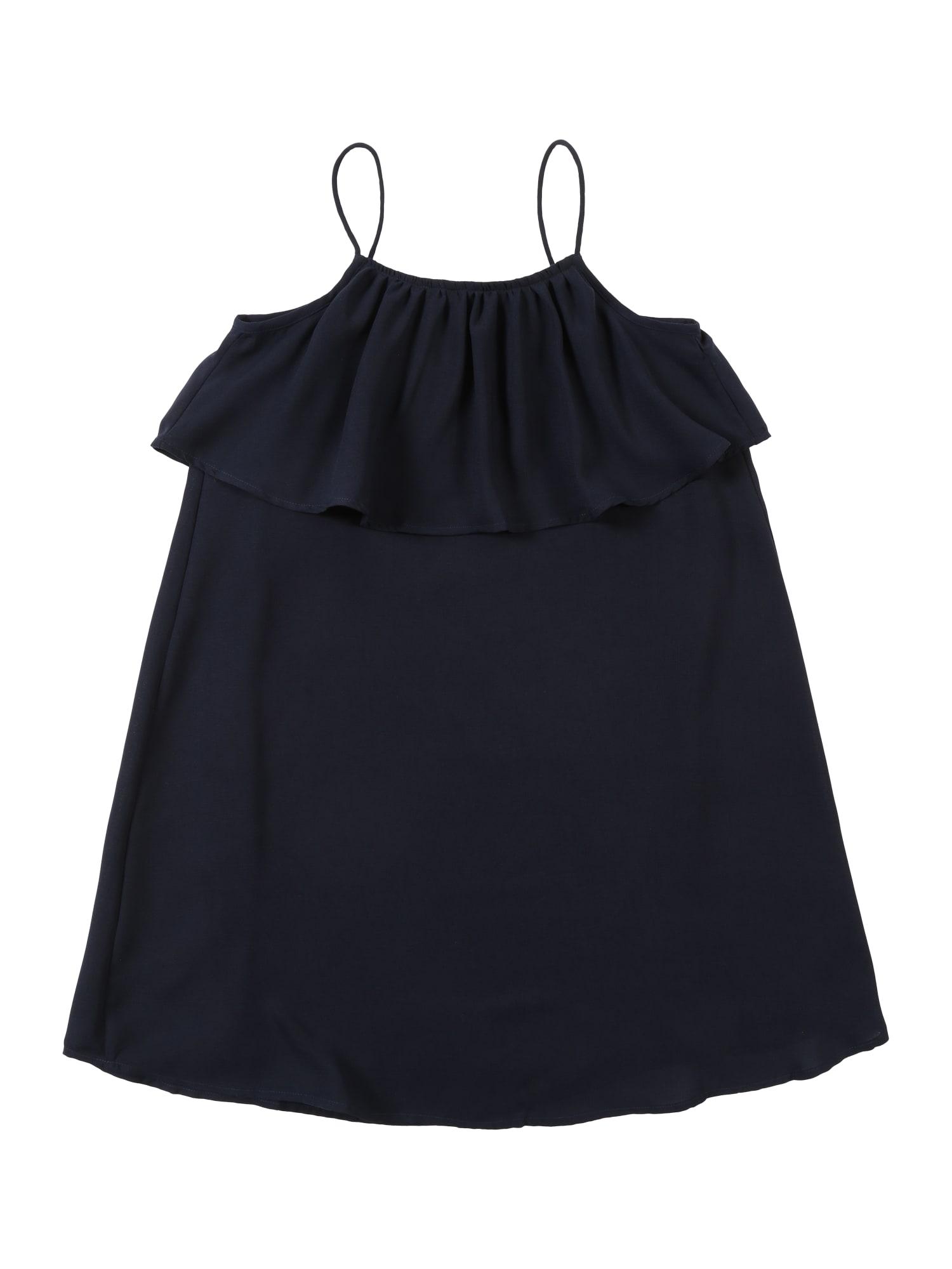 Šaty TG-19-KL203 námořnická modř REVIEW FOR TEENS