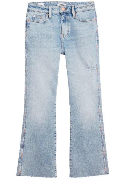 Hosen für Frauen - Tommy Jeans Jeans rauchblau  - Onlineshop ABOUT YOU