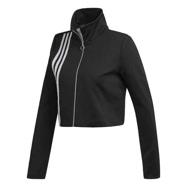 Jacken - Sweatjacke 'TLRD' › ADIDAS ORIGINALS › schwarz  - Onlineshop ABOUT YOU