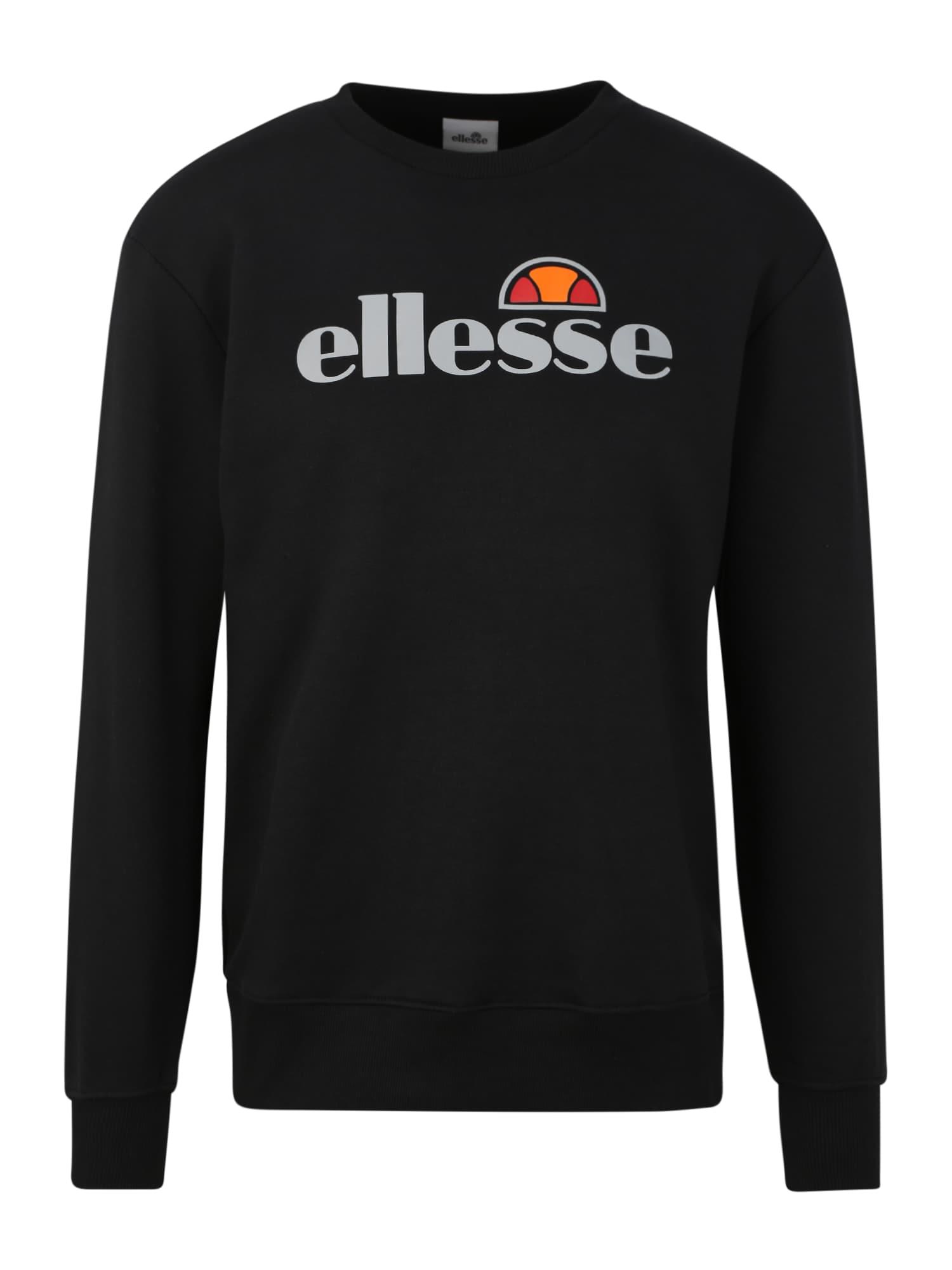 ELLESSE Sportinio tipo megztinis 'PIZZOLI' juoda