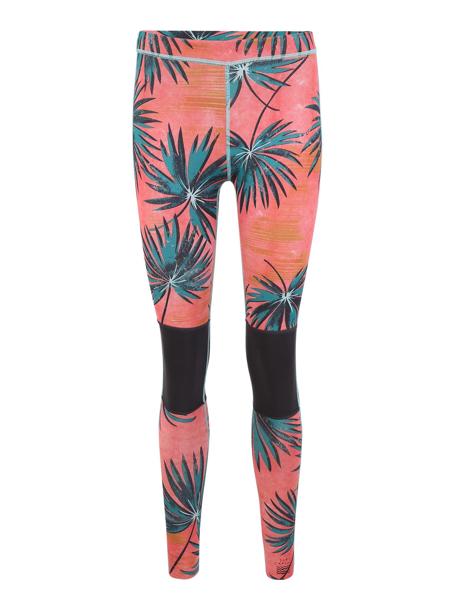 Sportovní spodní prádlo sea legs modrá růžová BILLABONG