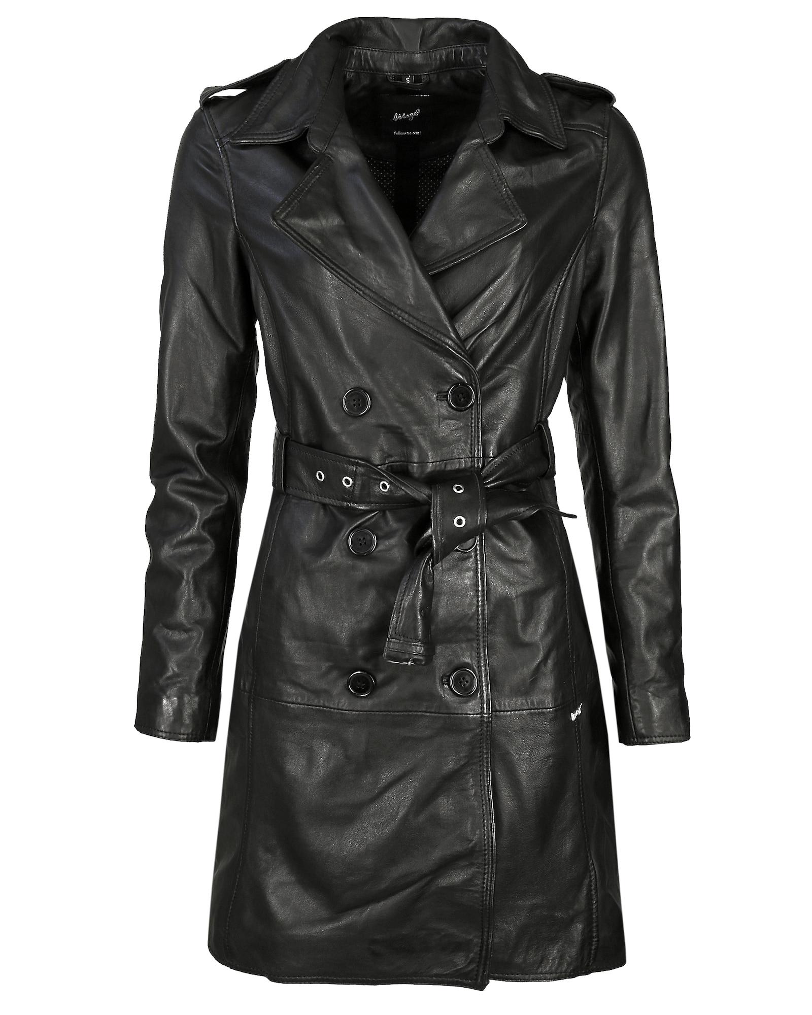 Maze Prechodný kabát 'Culima'  čierna