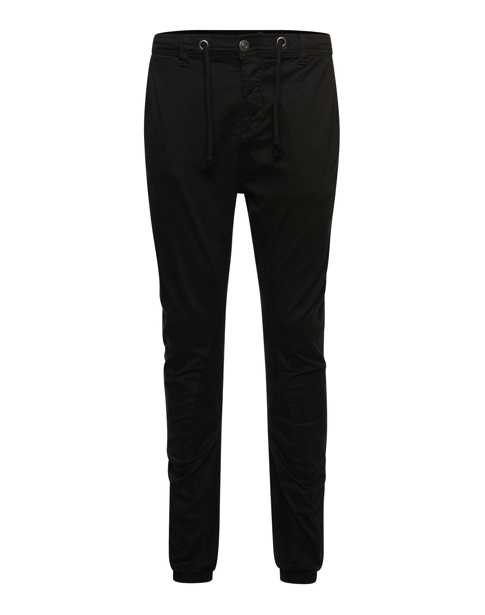 Urban Classics Kalhoty 'Stretch Jogging Pants'  černá