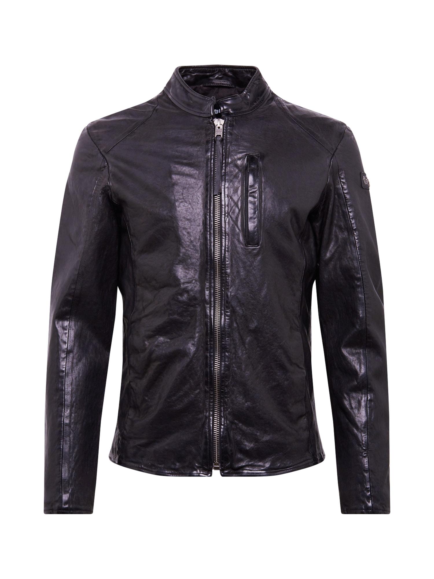 tigha Prechodná bunda 'Wesney'  čierna