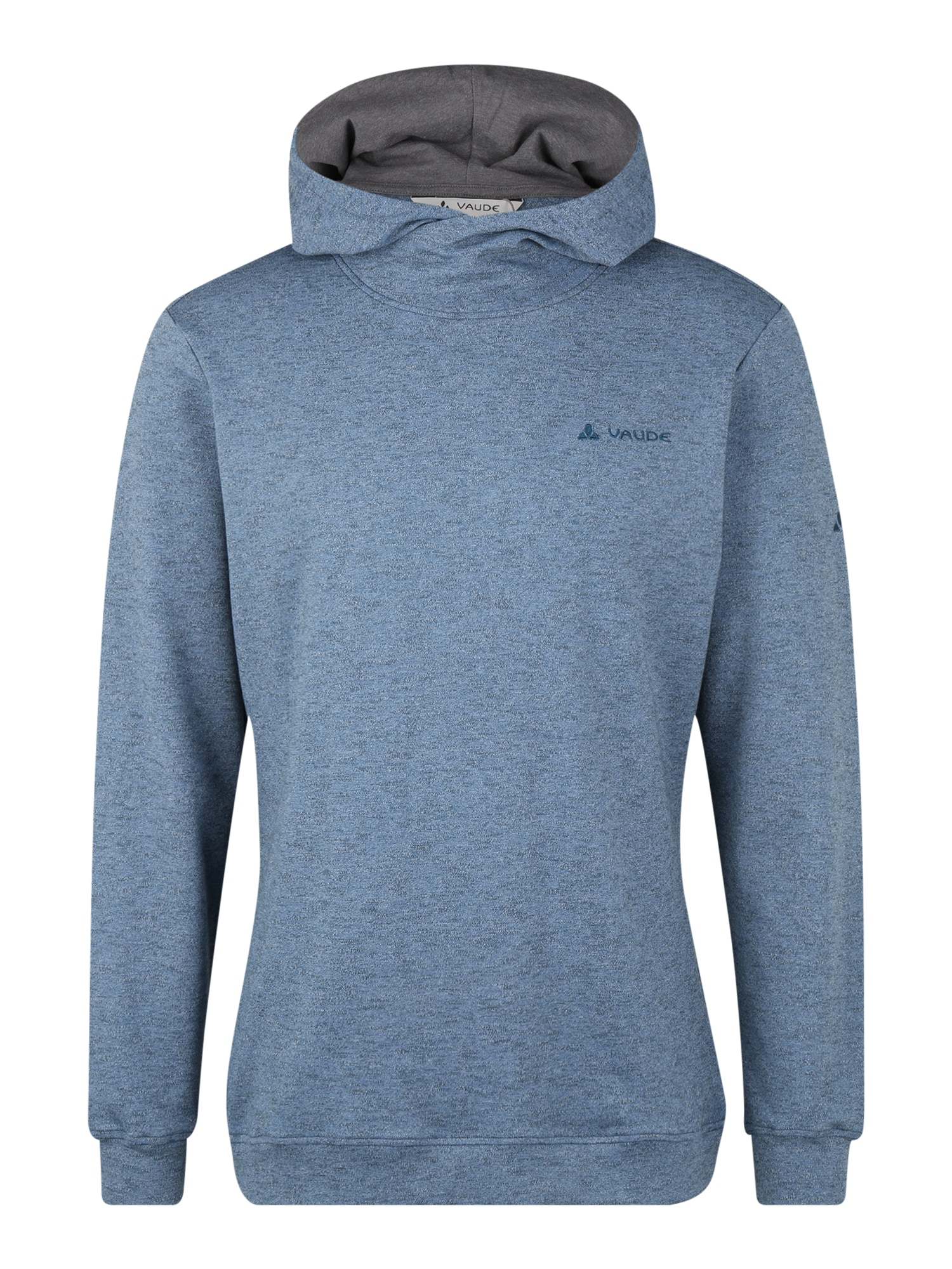 VAUDE Sportinio tipo megztinis 'Men's Tuenno Pullover' mėlyna