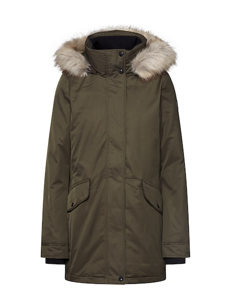 Jacken - Jacke 'Sarah' › Tommy Hilfiger › khaki  - Onlineshop ABOUT YOU
