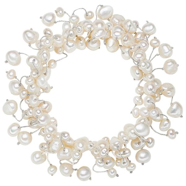 Armbaender für Frauen - Valero Pearls Armband mit Süßwasser Zuchtperlen naturweiß  - Onlineshop ABOUT YOU