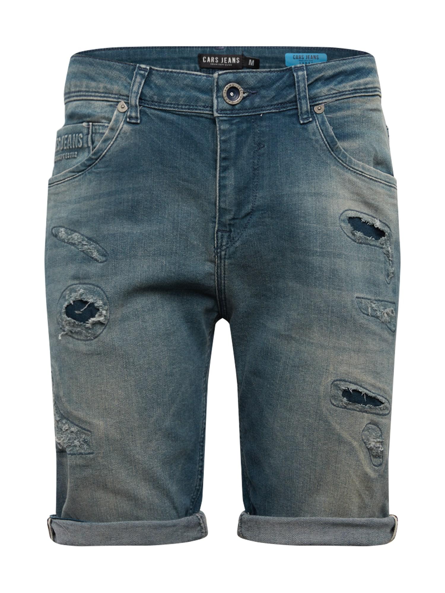 Cars Jeans Džinsai 'BECKER' tamsiai (džinso) mėlyna
