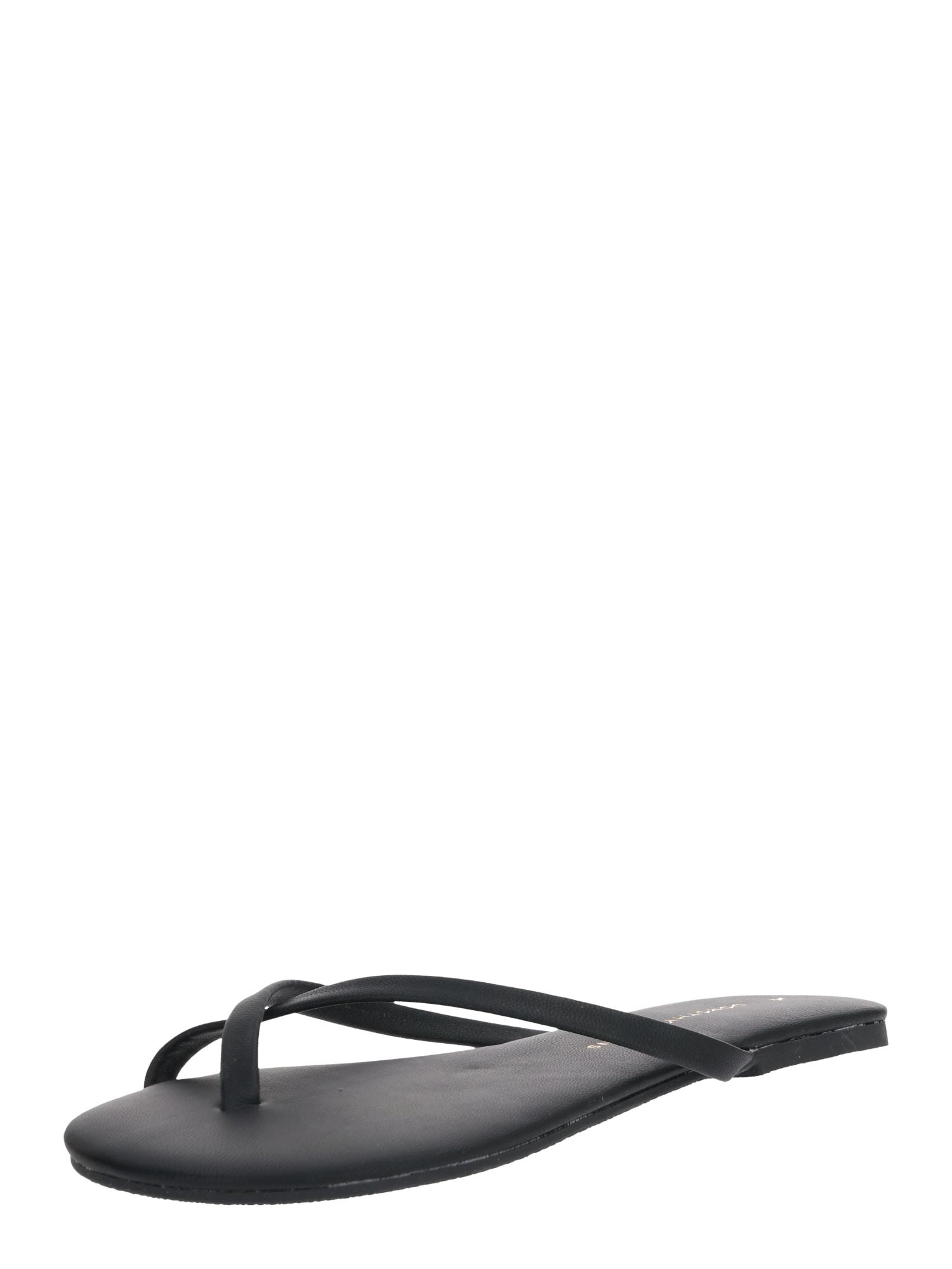 Dorothy Perkins Flip-flops  negru
