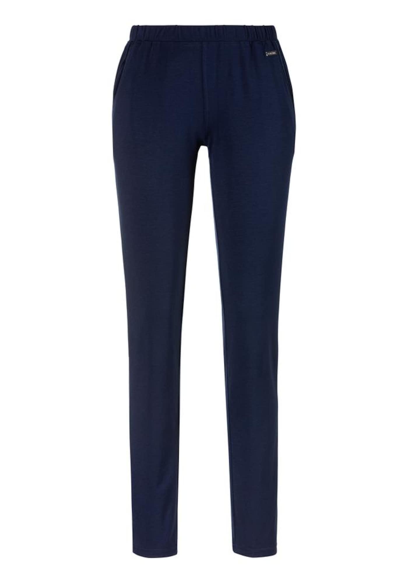 LASCANA Pyžamové kalhoty  noční modrá