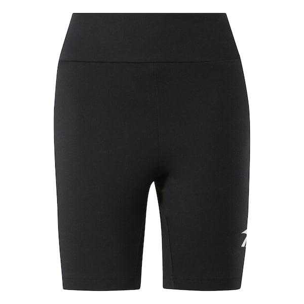 Hosen für Frauen - Shorts › Reebok Classic › schwarz weiß  - Onlineshop ABOUT YOU