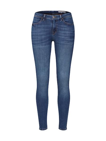 Hosen - Jeans 'OCS Jegging' › EDC BY ESPRIT › blue denim  - Onlineshop ABOUT YOU
