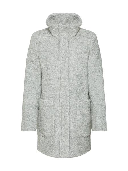 Jacken für Frauen - ESPRIT Mantel hellgrau  - Onlineshop ABOUT YOU