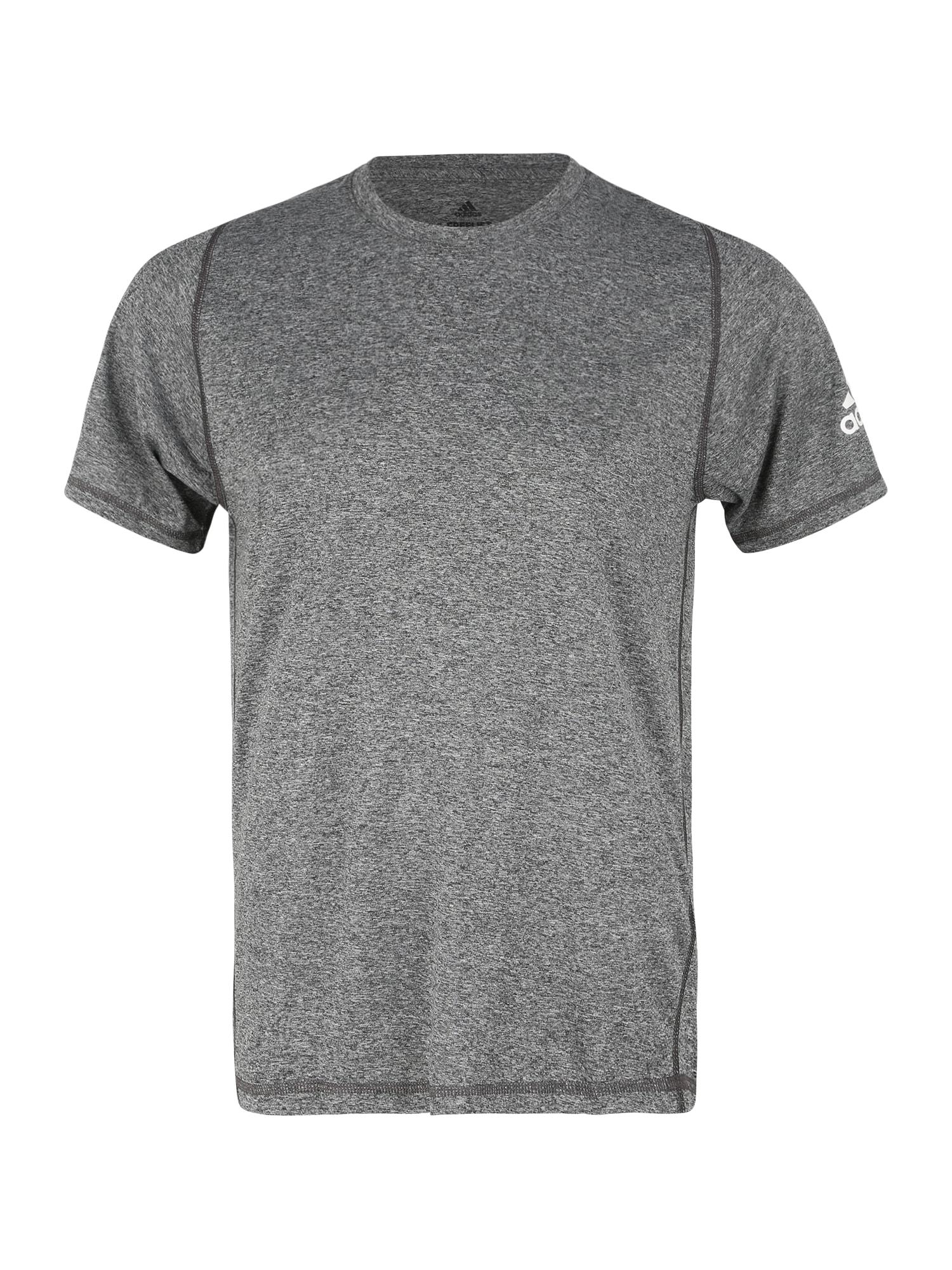 ADIDAS PERFORMANCE Sportiniai marškinėliai 'FL_SPR X UL HEA' tamsiai pilka