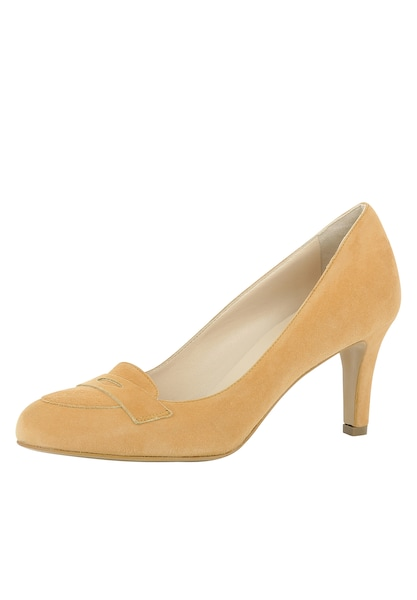 Pumps für Frauen - EVITA Pumps 'BIANCA' orange  - Onlineshop ABOUT YOU