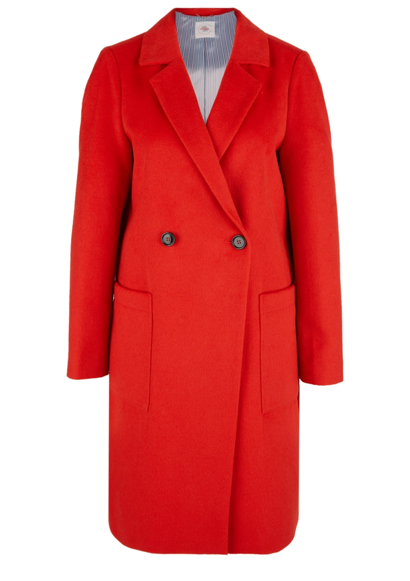 s.Oliver Átmeneti kabátok  piros