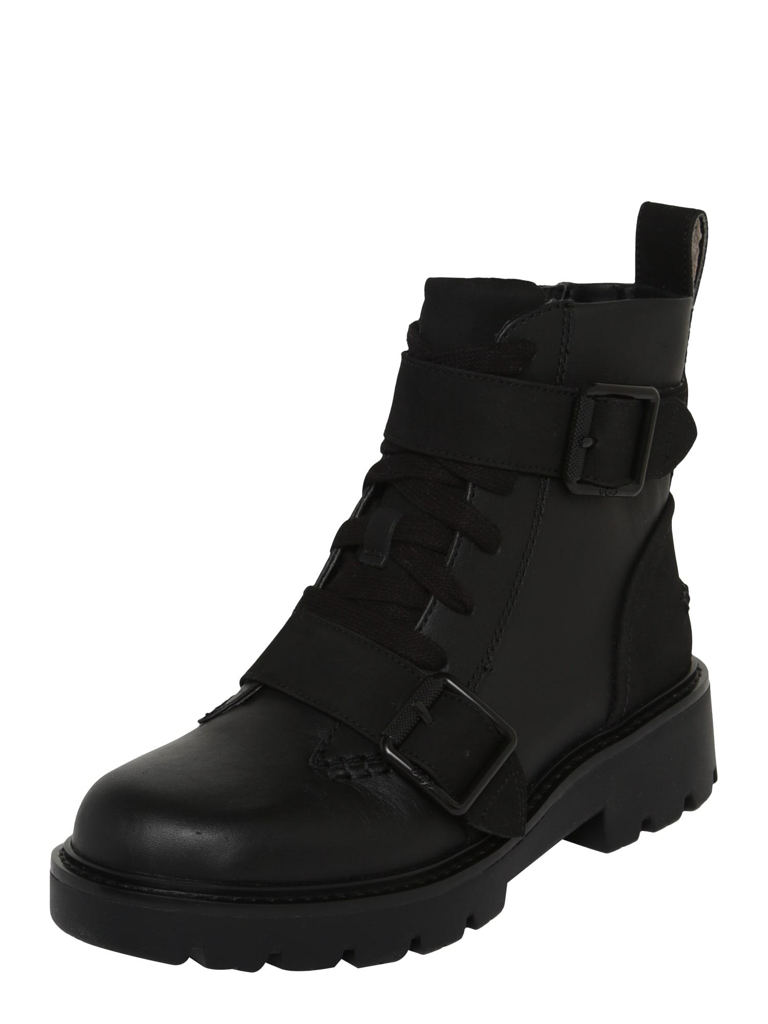 UGG Suvarstomieji kulkšnis dengiantys batai