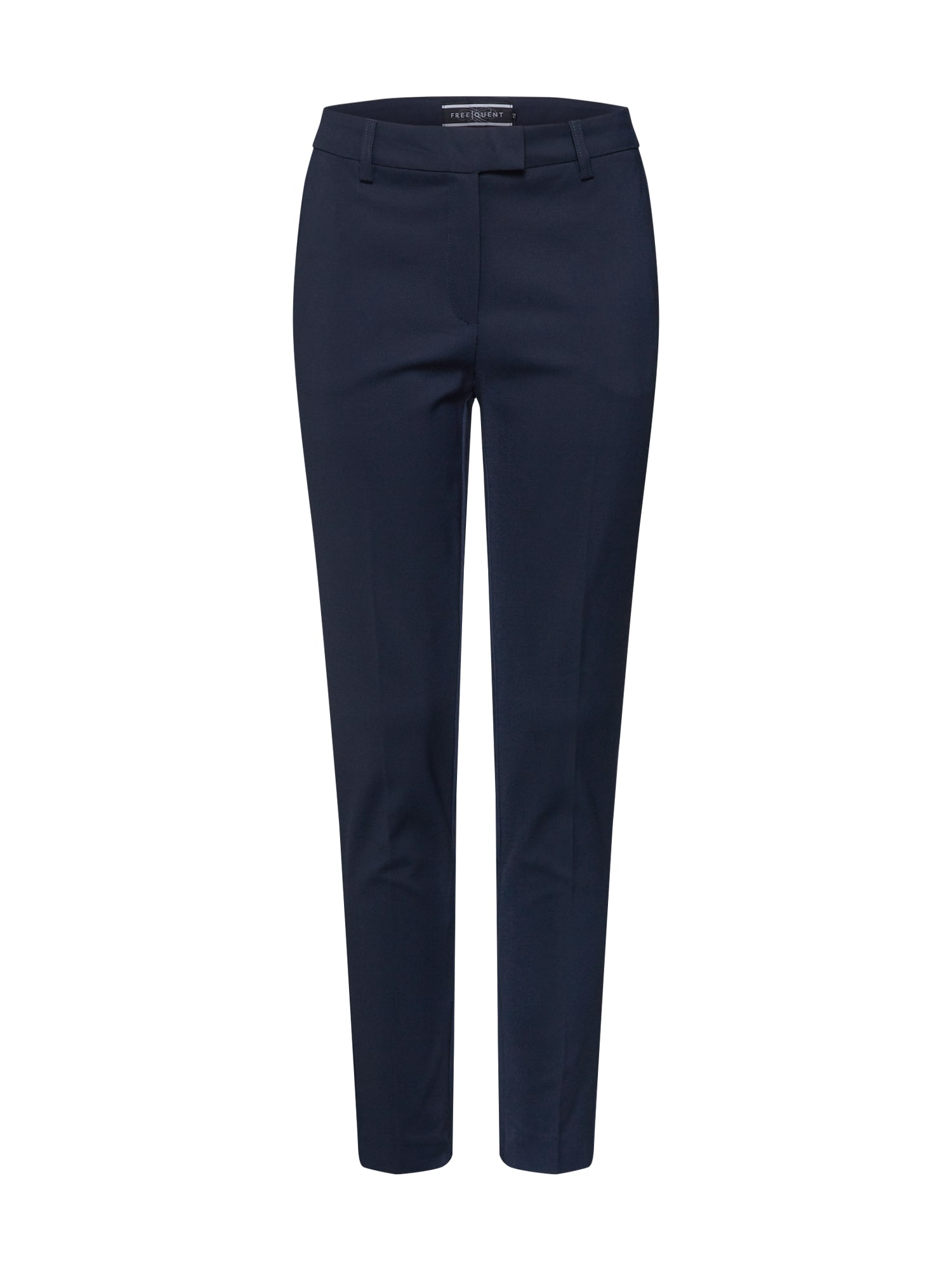 Freequent Chino stiliaus kelnės tamsiai mėlyna