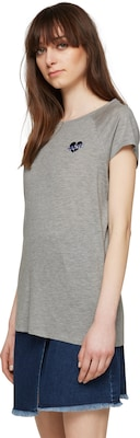 ZOE KARSSEN T-Shirt mit Patch