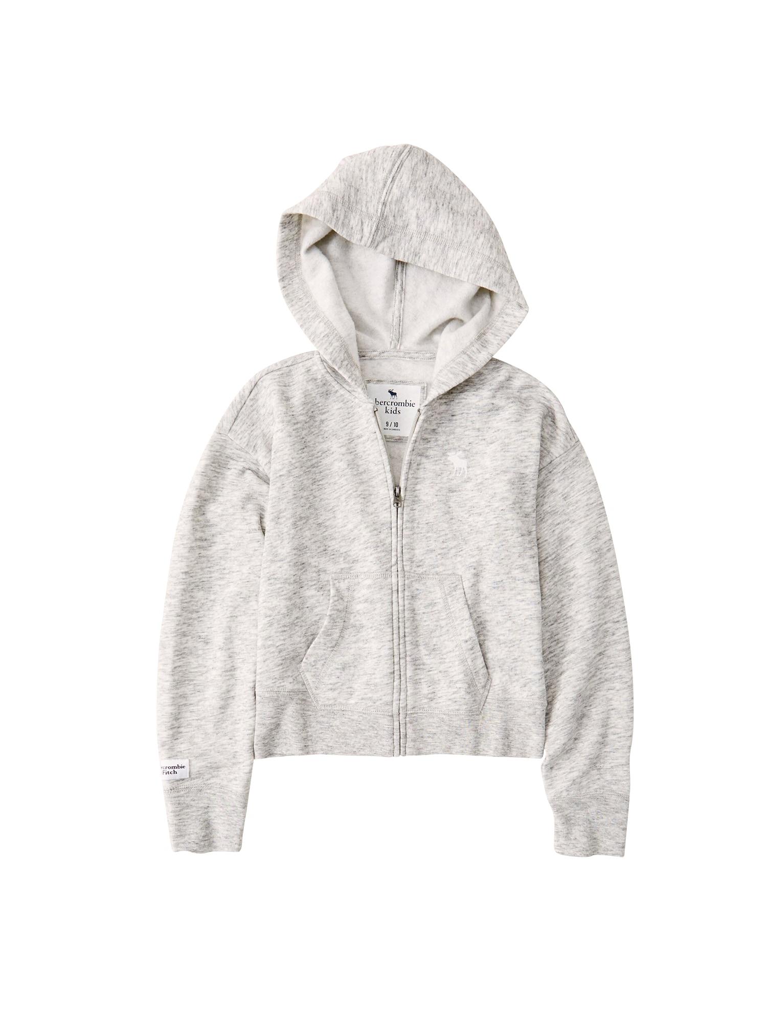 Abercrombie & Fitch Džemperis margai pilka