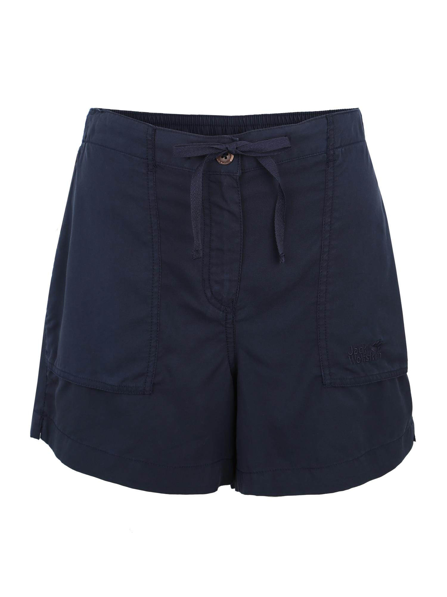 Sportovní kalhoty MOJAVE noční modrá JACK WOLFSKIN