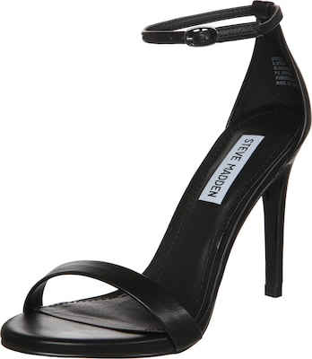STEVE MADDEN Stiletto-Sandale in Lackoptik 'Stecy'