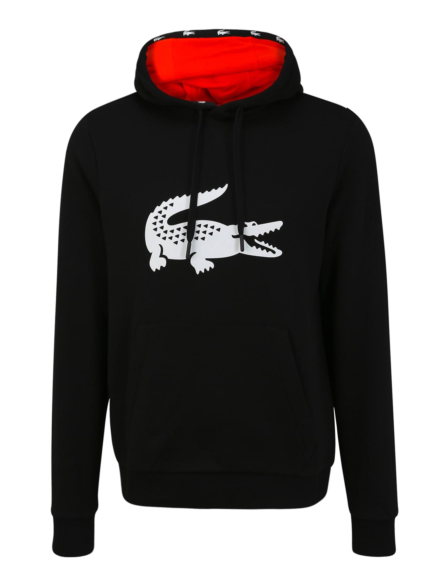 Lacoste Sport Sport szabadidős felsők  fehér / piros / fekete