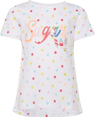 TOM TAILOR Shirt 'cute tee with ice cream'
