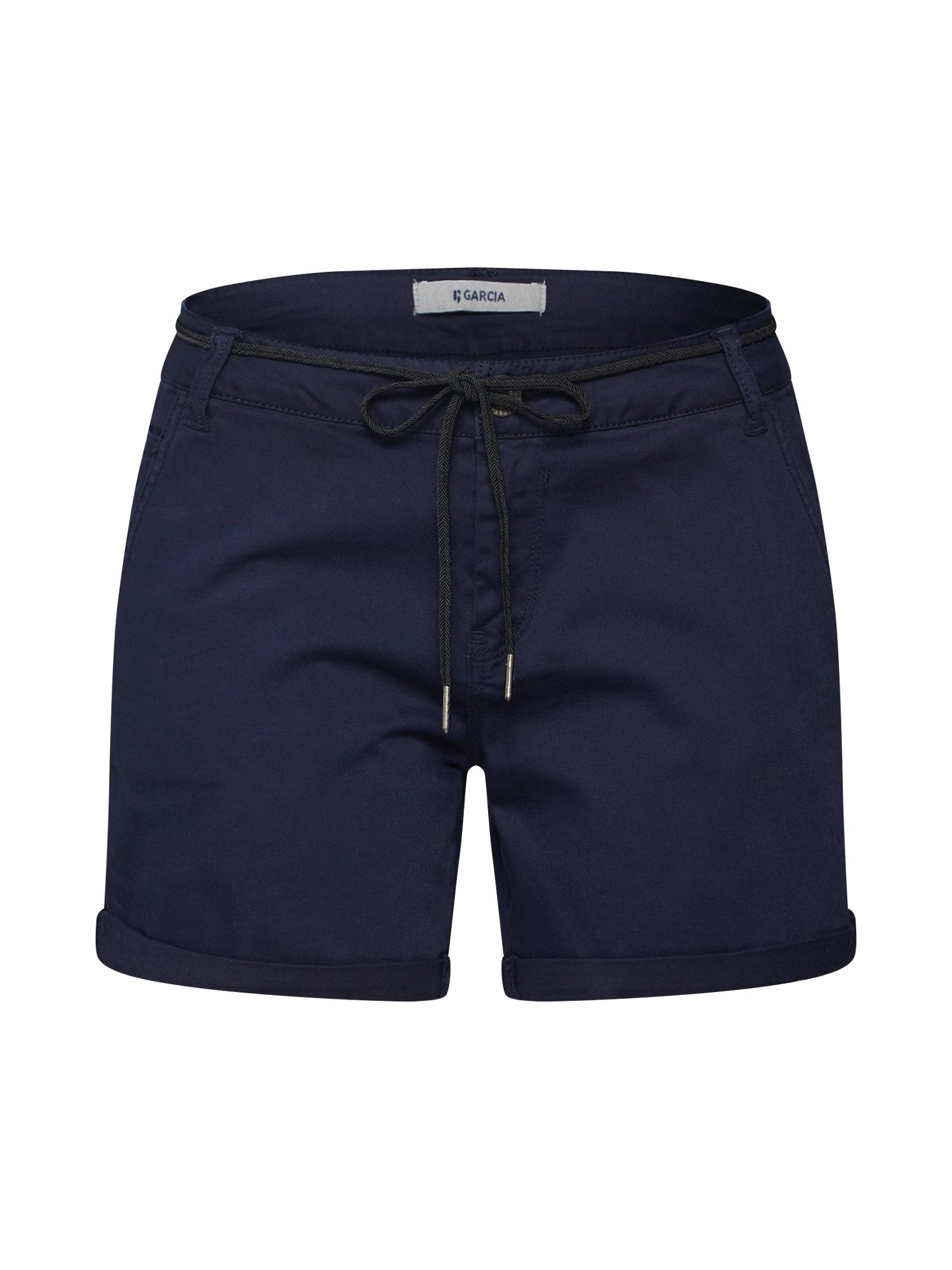 Kalhoty tmavě modrá GARCIA