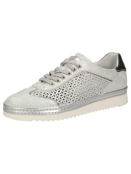 Sneakers für Frauen - SIOUX Sneaker 'Oxiria 702 XL' grau silber  - Onlineshop ABOUT YOU