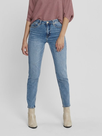 Only Emily Gerade Jeans mit hoher Taille